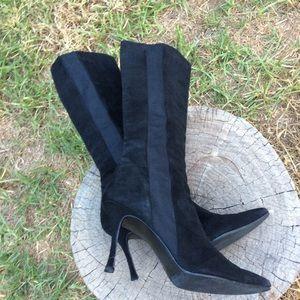 Manolo Blahnik Boots 8.5